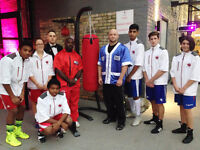 Wanted: Looking for Volunteer Boxing Coaches