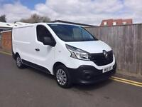 Renault Trafic 1.6 dCi Low Roof Van SL29 115 Business 2015 Only 42K