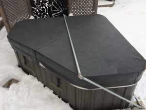 New Hot Tub Cover