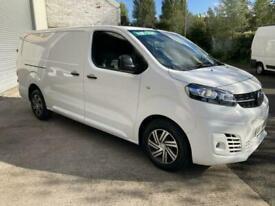 2020 Vauxhall NEW VIVARO LONG L2 H1 1.5 L2H1 2900 DYNAMIC S/S Panel Van Diesel M