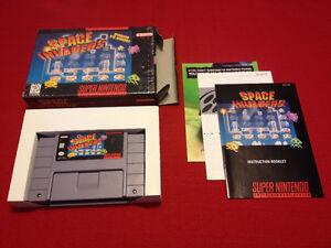 Jeux de SNES (Super Nintendo)