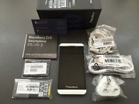 Brand new sim free Original Blackberry Z10 sealed box with full accessories on sale in stock