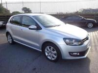 2012 Volkswagen Polo 1.2 TDI Match 5dr