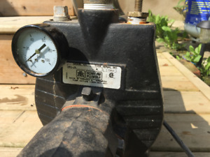 3/4 HP Convertible Jet Pump
