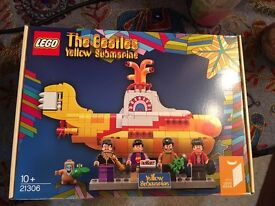 The Beatle's Lego