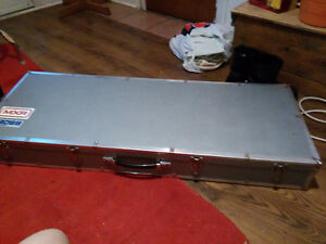 Keyboard synth hardshell ATA flight case