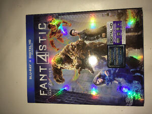 Fantastic 4 Blue-Ray
