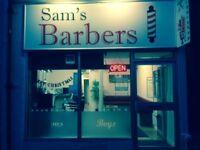 Barber required Kirkintilloch