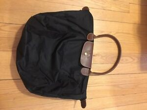 Longchamp Le Pliage Medium Black