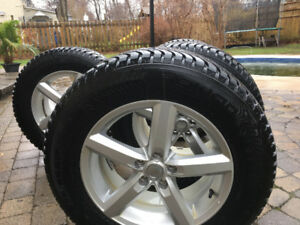 MAGS WITH WINTER TIRES - MAG AVEC PNEU D'HIVER