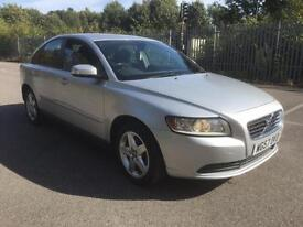 2007/57 Volvo S40 1.6D S 4dr