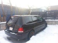 1998 Honda Odyssey Minivan, Van