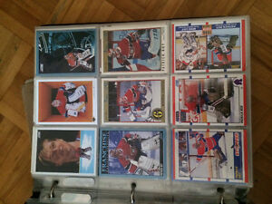 Hockey Card Collection!