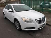 2011 VAUXHALL INSIGNIA 2.0CDTI MANUAL DIESEL PCO REGISTERED FOR RENT