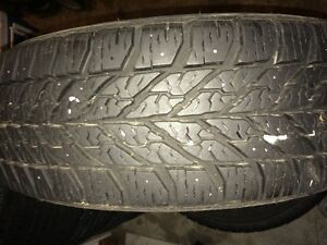 Goodyear Ultra Grip on Steel Wheels St. John's Newfoundland image 2