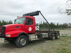 Good Used Roll Off Truck