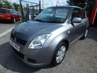 2007 Suzuki Swift 1.3 GL 3dr TEL01724 270072 3 door Hatchback