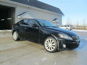 Lexus IS250 AWD 2007