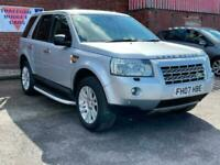 LandRover Freelander 2. 2007 TD4 very clean & tidy car. Full history no issues