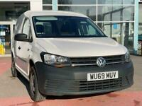 2019 Volkswagen Caddy Panel van Startline SWB 102 PS 2.0 TDI 5sp Manual Manual P