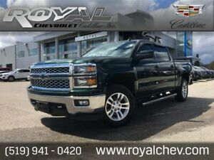 2015 Chevrolet Silverado 1500 LT  TRUE NORTH EDITION