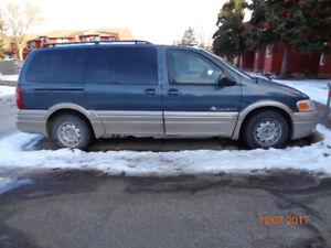 2005 Pontiac Montana Extended Minivan