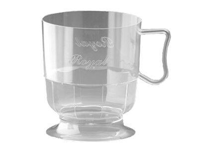 wegtassen Royal Cup klar 200 ml (30500) (Klar Kaffeetassen)