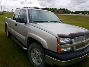 Firm price REDUCED!!2004 CHEV EXT 4X4