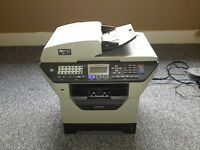 Brother MFC-8480DN All-In-One Printer