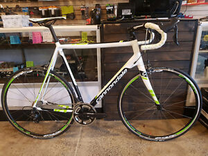 Tall Rider?  63cm Cannondale CAAD 10 Road Bike.  One left!