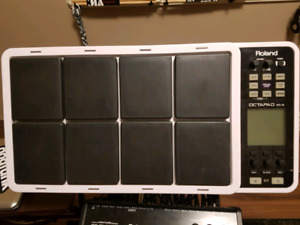 Roland Spd-30 octapad, Carrying bag & Stand