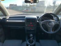2002 Audi A2 1.6 FSI Sport 5dr Hatchback Petrol Manual
