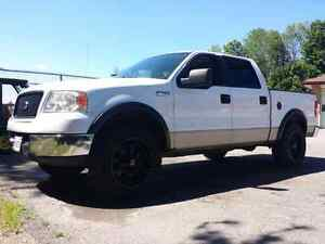 05 Ford F150 2wd, Leveled, 33s on 20s, MBRP Exhaust, Trade?