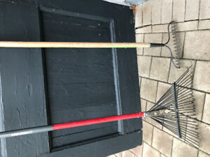 Assortment of Garden Tools (fraction of the cost of new).