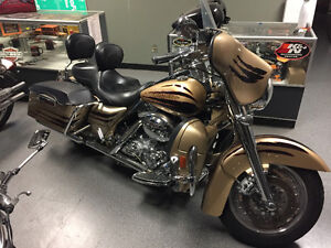 100 yr Anniversary Screaming Eagle Road King