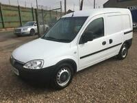 2008 VAUXHALL COMBO 1700 1.3CDTi DEPOSIT TAKEN OTHERS AVAILABLE PLEASE CHECK