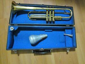 A c trumpet