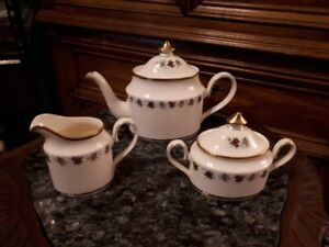 Minton China - Mirabeau- Coffee Set - 16 pieces