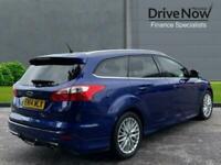 2014 Ford Focus 2.0 TDCi Zetec S 5dr Estate Diesel Manual