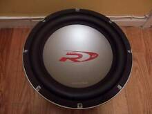 "Alpine Type R 12"" Subwoofer - Barely used Ashfield Ashfield Area Preview"