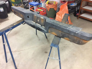 """Ford Ranger rear bumper and 2"""" trailer hitch"""