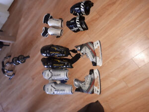 bauer hockey equipment for sale