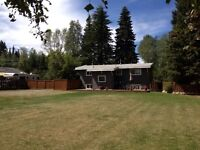 Renovated home in Hart on 3/4 acre with shop