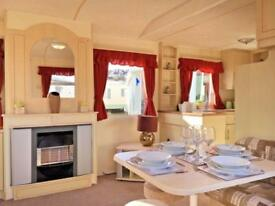 FREE 2021 SITE FEES! 8 BERTH SITED STATIC CARAVAN FOR SALE (NORTH WALES)