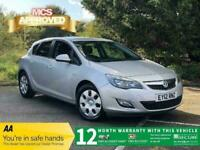 2012 Vauxhall Astra 1.7 CDTi ecoFLEX 99g Exclusiv (s/s) 5dr