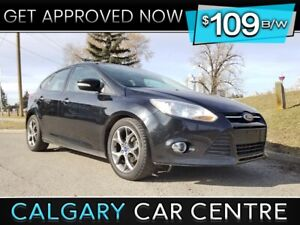 2014 FOCUS SE $109B/W TEXT US FOR EASY FINANCING!587-317-4200