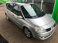 2008 Renault Grand Scenic 1.9dCi Dynamique - 1 F Keeper - 9 Service Stamps