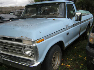 1975 F100 $1200 if gone this week
