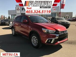 2018 Mitsubishi RVR SE AWC  | Balance of 10 Year Warranty!