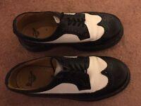 Doc Martens UK Size 5 Smooth Brogue Bex Shoe